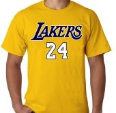 Kaos NBA Lakers 24