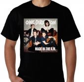 Kaos One Direction Made in the A.M. 1