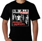 Kaos One Direction Midnight Memories 1