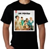 Kaos One Direction Up All Night 1
