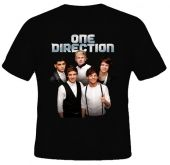 Kaos Personel One Direction 8