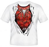 Kaos Peter Parker Spiderman 2