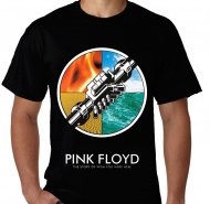 Kaos Pink Floyd - Wish You Were Here 2