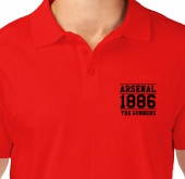 Kaos Polo Arsenal 1886
