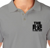 Kaos Polo Chelsea The Blue Flag