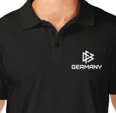 Kaos Polo Lambang Germany