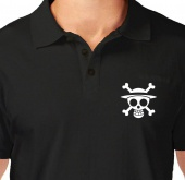 Kaos Polo Logo One Piece