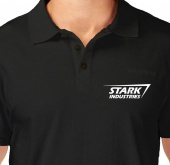 Kaos Polo Stark Industries