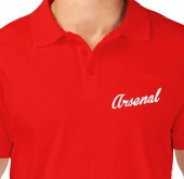 Kaos Polo Tulisan Arsenal