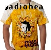 Kaos Radiohead - Pablo Honey Fullprint