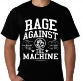 Kaos Rage Against The Machine - The Battle Of Los Angeles