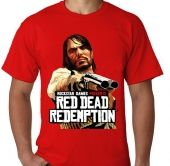 Kaos Red Dead Redemption 14