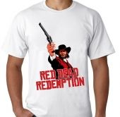 Kaos Red Dead Redemption 15