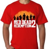 Kaos Red Dead Redemption 16