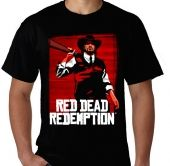 Kaos Red Dead Redemption 20