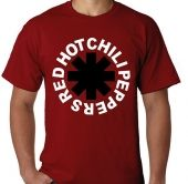 Kaos Red Hot Chili Peppers 35