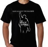 Kaos Rise Against The Machine - The Battle Of Los Angeles