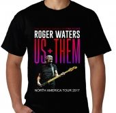 Kaos Roger Waters - US + Them