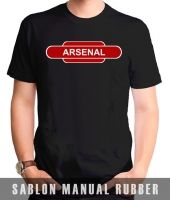 Kaos Sablon Arsenal 4