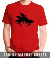 Kaos Sablon Dragon Ball 3