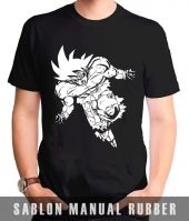 Kaos Sablon Dragon Ball 4