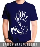 Kaos Sablon Dragon Ball 5