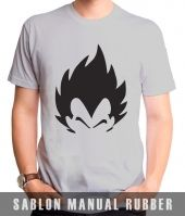 Kaos Sablon Dragon Ball 6