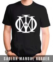 Kaos Sablon Dream Theater 1
