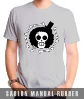 Kaos Sablon  One Piece 14