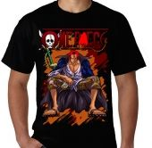 Kaos Shanks One Piece 2