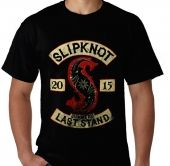 Kaos Slipknot - Summers Last Stand Tour