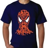 Kaos Spiderman 106