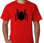 Kaos Spiderman Homecoming Logo 2