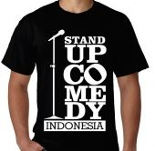 Kaos Stand Up Comedy Indonesia