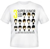 Kaos Super Junior 38
