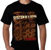 Kaos System Of A Down Toxicity 1