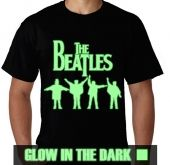Kaos Glow In The Dark The Beatles