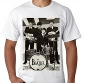 Kaos The Beatles 60s vintage rock band