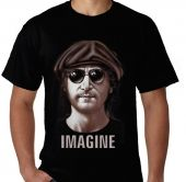 Kaos The Beatles john lennon imagine
