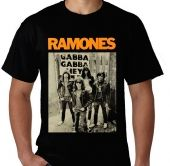Kaos The Ramones Gabba Gabba Hey 1