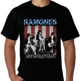 Kaos The Ramones Hey Ho Let's Go 1