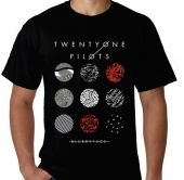 Kaos Twenty One Pilots 8