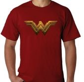 Kaos Wonder Woman New Logo 2